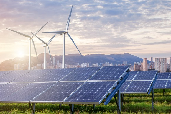 NextEra Energy is a leader in solar and wind generation