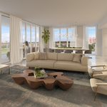 ►El Ad National Properties is launching Alina, a nine-story building with 121 residences and seven villas, many of which will overlook the Boca Raton Resort and Club golf course.
