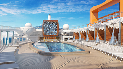►United Way of Broward County is partnering with Celebrity Cruises to offer an exclusive sneak peek of the new Celebrity Edge with a two-night, pre-inaugural cruise on Nov. 27-29. unitedwaybroward.org/theedge