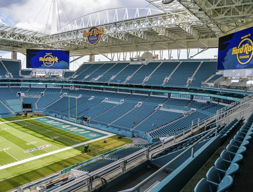 HARD ROCK STADIUM