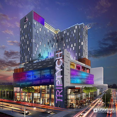 ►LV Lending arranged a $15 million loan for the refinancing of Triptych Hotel in Midtown Miami, an Aventura Hotel property.