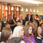 This edition of Women of Influence was held at Greenspoon Marder in Miami.