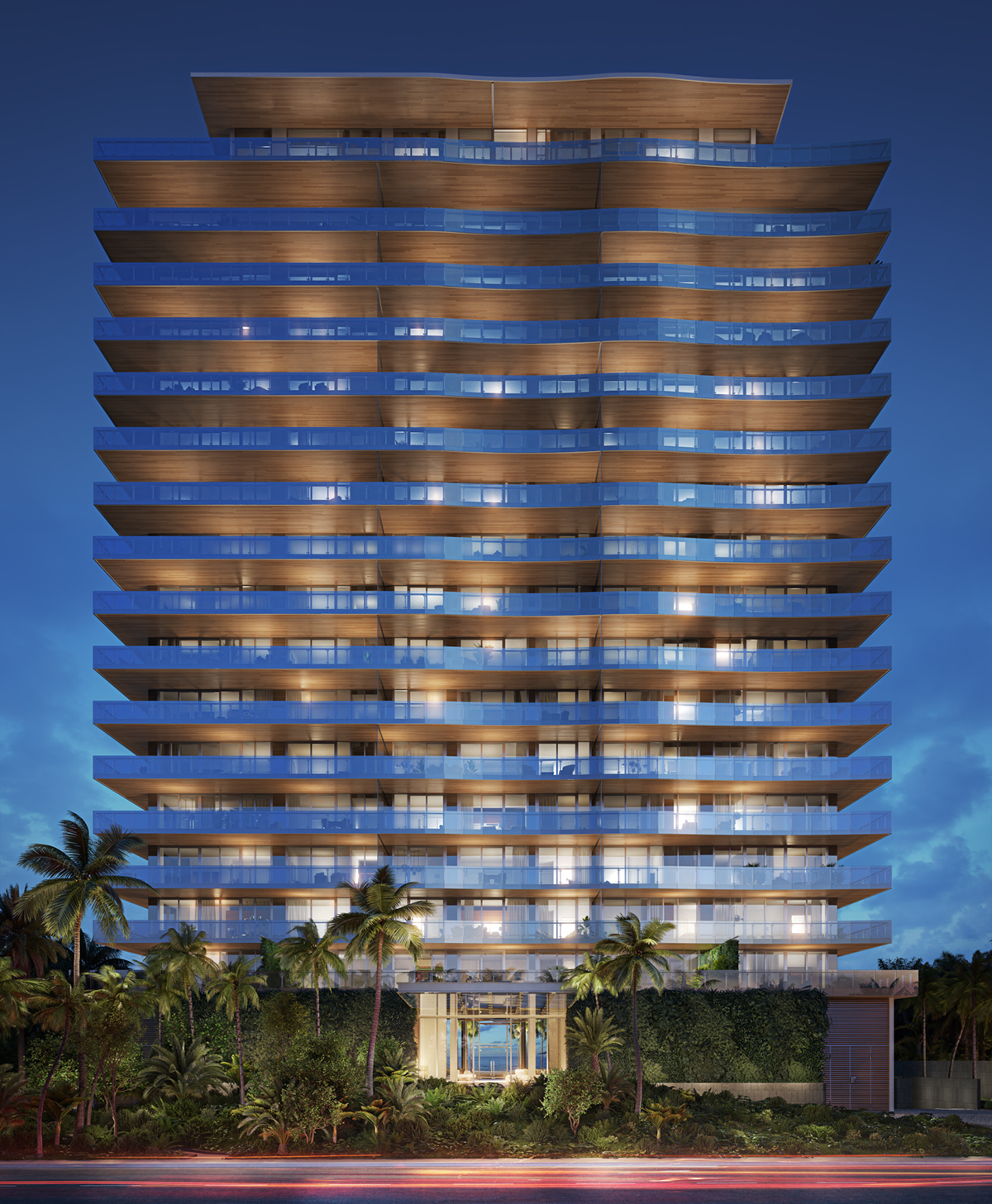 Multiplan Real Estate Asset Management is developing 57 Ocean on Miami Beach
