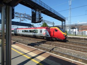 Virgin Trains are already a brand in the United Kingdom and now Brightline will adopt the Virgin Trains USA name