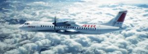 Silver is ordering up to 50 ATR-600s