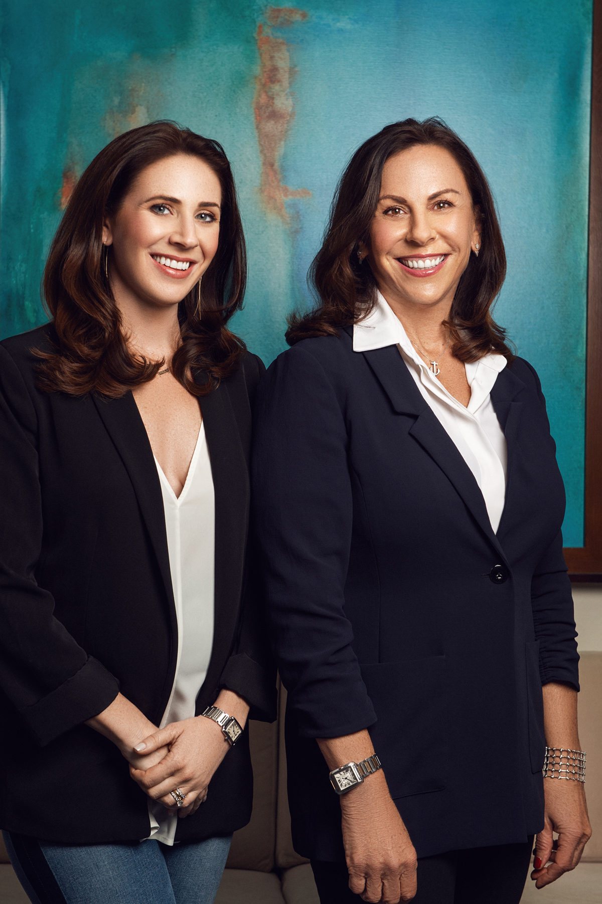 Imalac founders Rachael Kish and Noreen Sablotsky
