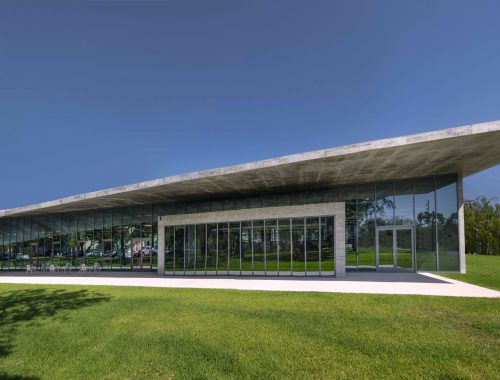 The University of Miami's School of Architecture's Thomas P. Murphy Design Studio Building