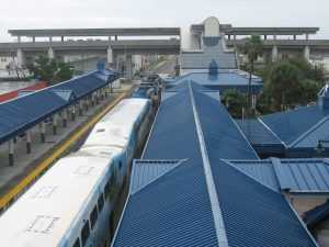 Tri Rail passengers heading to and from downtown Miami won't have to also take Metrorail and transfer in Hialeah (Photo by Joseph Madden via Wikimedia Commons)
