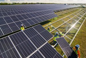 FPL Miami-Dade Solar Energy Center Tour in Miami on Oct. 18.