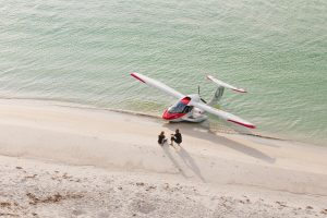 The Icon A5's range could reach the Bahamian islands from South Florida
