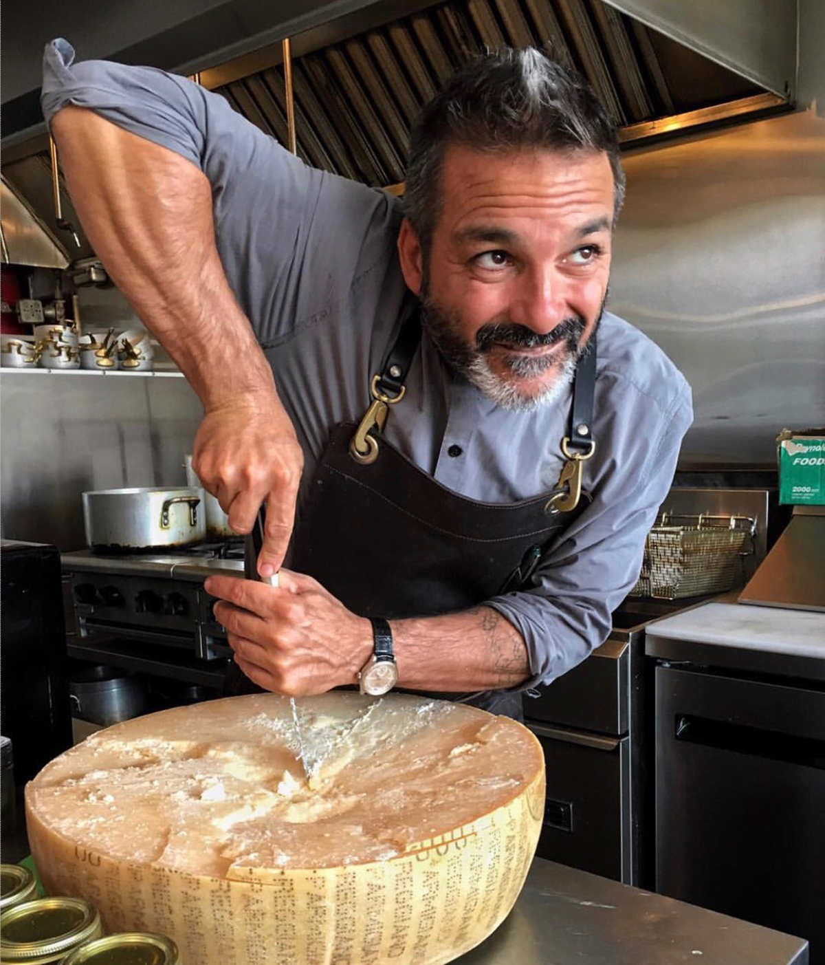 Via Emilia Garden in Midtown Nonna Beppa Hospitality Group chef Wendy Cacciatori and his wife Valentina Imbrenda are opening Via Emilia Garden restaurant in Midtown Miami, 3500 N. Miami Ave. The duo are known already for Emilia 9 on Miami Beach. The 2,000-square-foot, indoor and outdoor eatery in Midtown will seat up to 100.