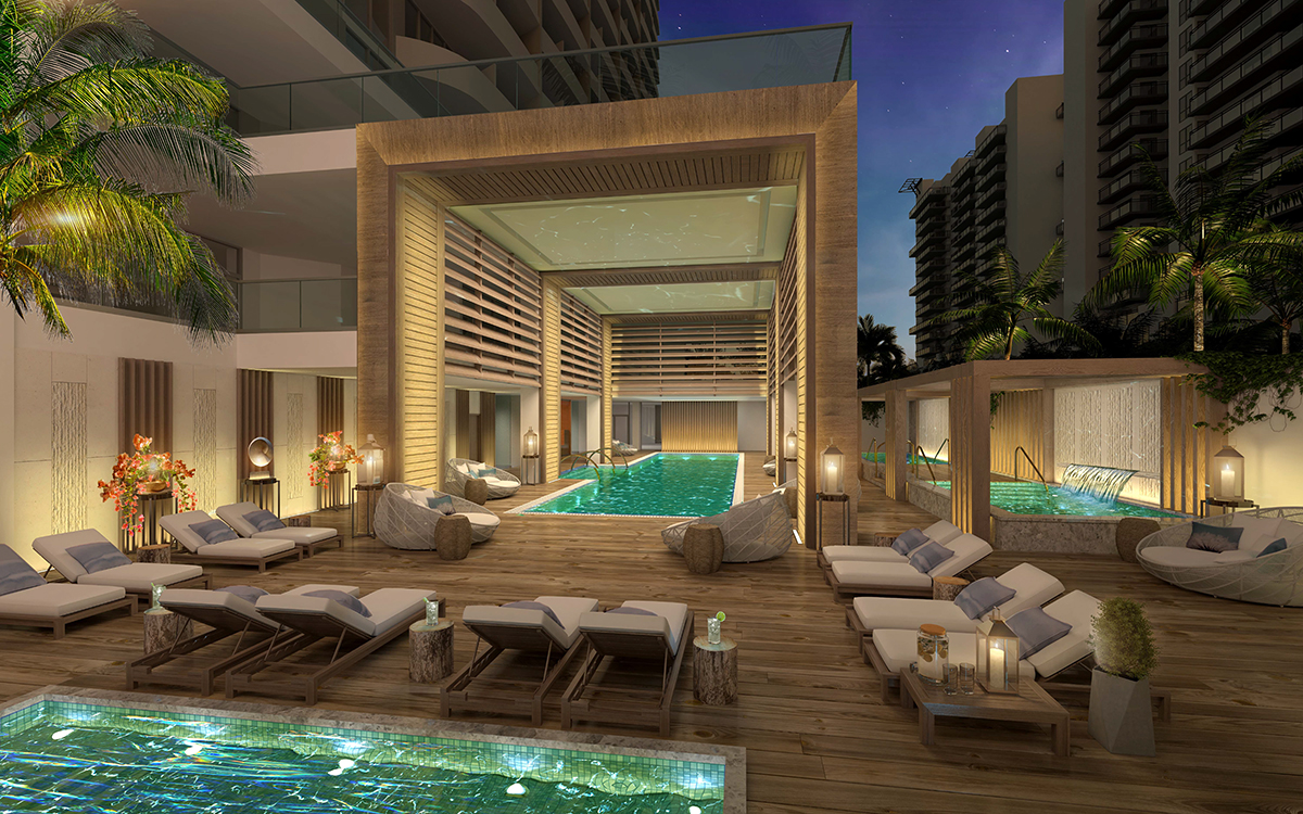 Amrit gets lead broker Compass Development Division has been tapped as the lead brokerage for Amrit Ocean Resort & Residences on Singer Island. Amrit Ocean Resort & Residences offers five-star resort amenities and is being developed by WRS Development, an affiliated company of Creative Choice Group.