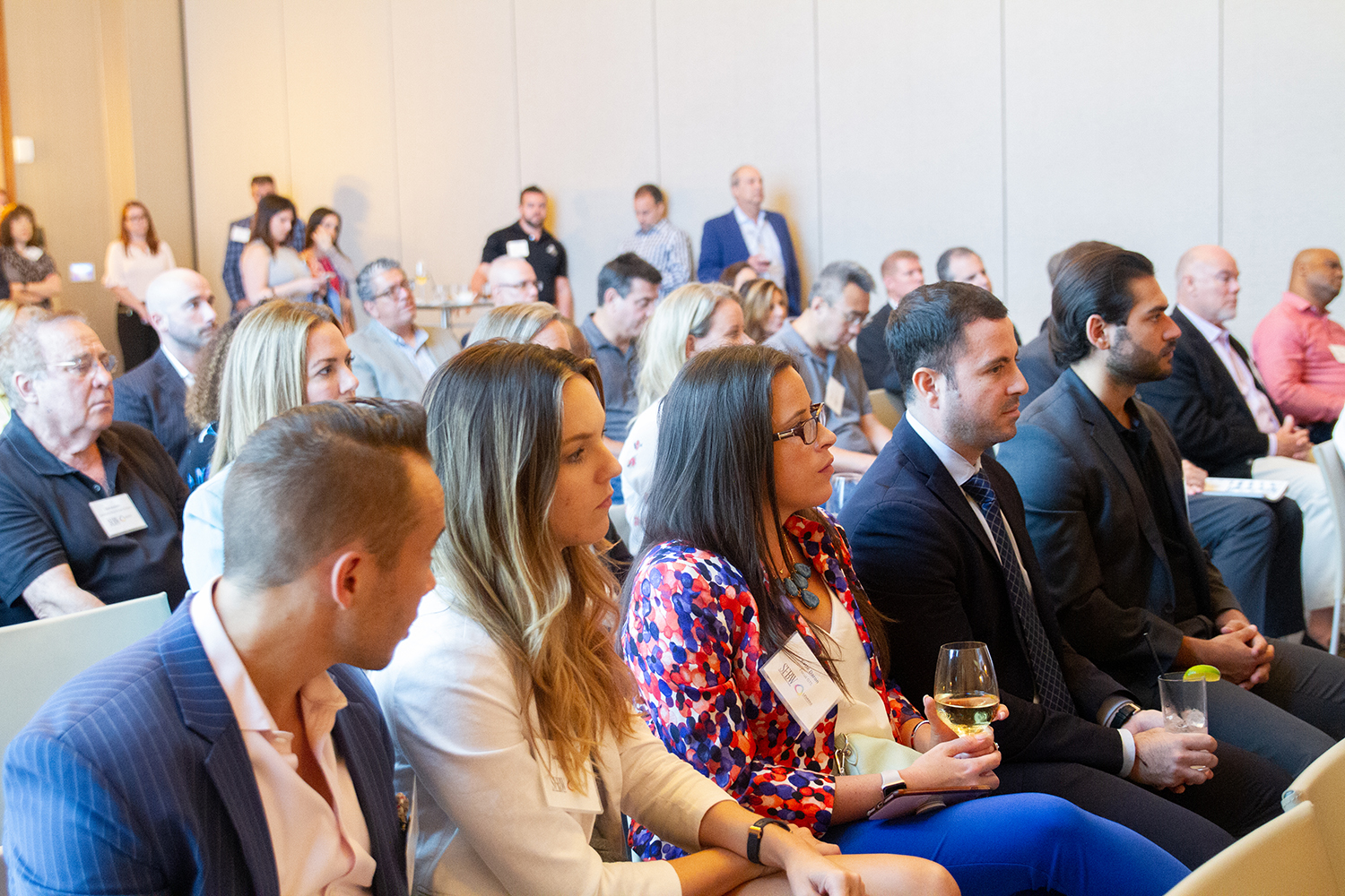 The Digital South Florida panel discussion was held at the Conrad Fort Lauderdale