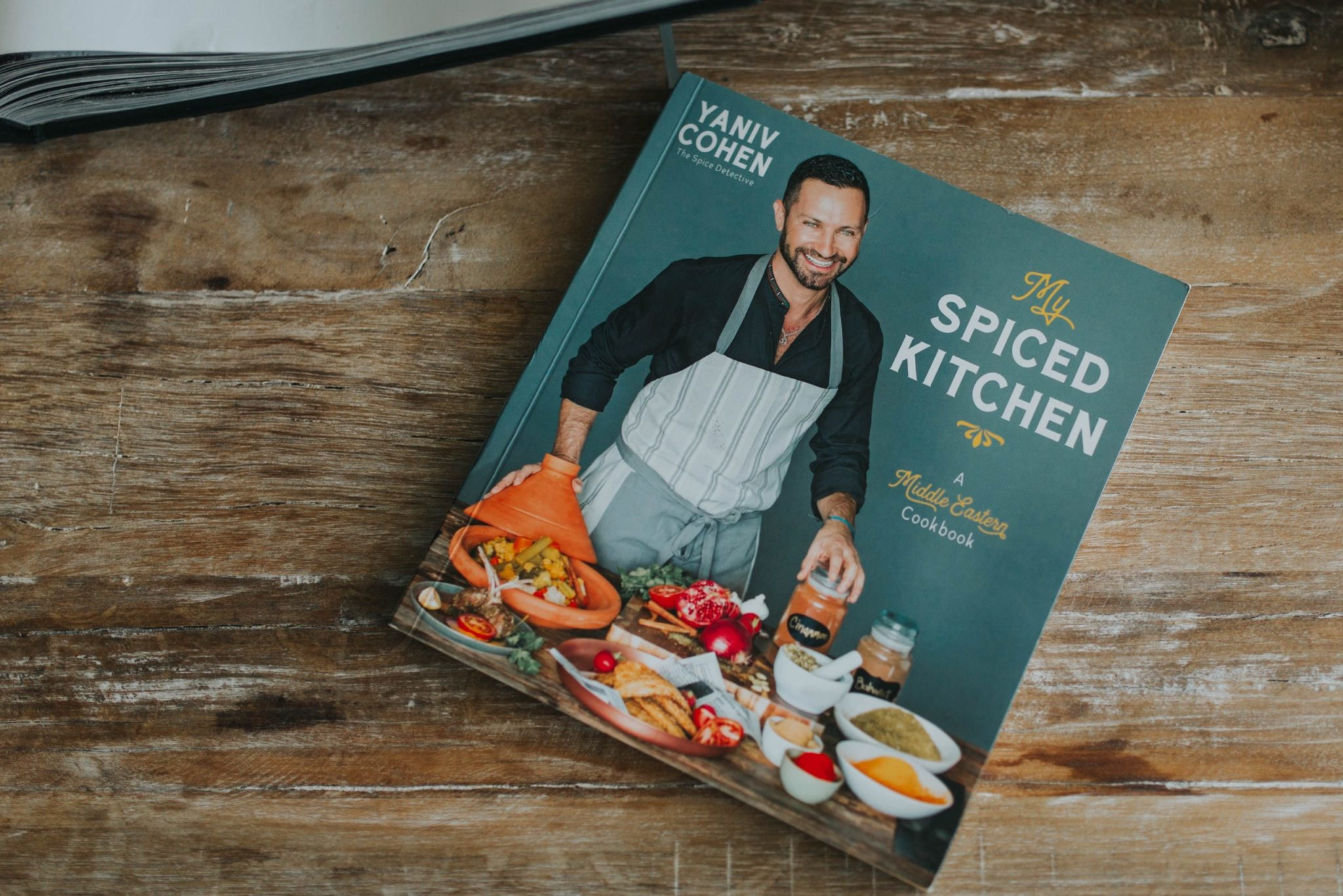 Yaniv Cohen cookbook