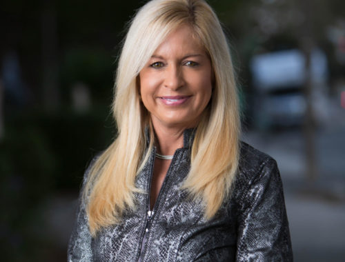 Kelly Smallridge, president and CEO of the Business Development Board of Palm Beach County