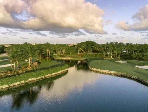 The reimagined South Course, BallenIsles Country Club, Palm Beach Gardens