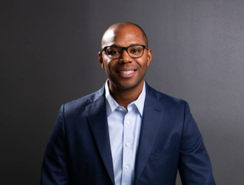 Marcell Haywood, founder and CEO of Encompass