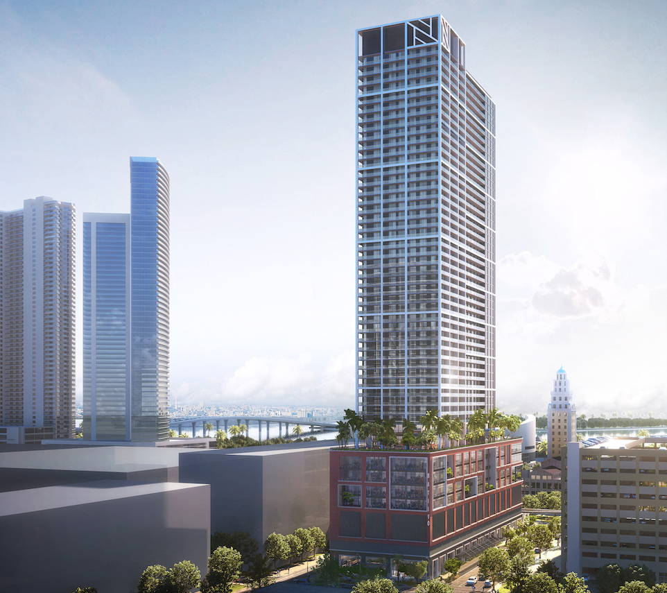 """Natiivo Miami will be the first development designed, built and licensed for homesharing."""