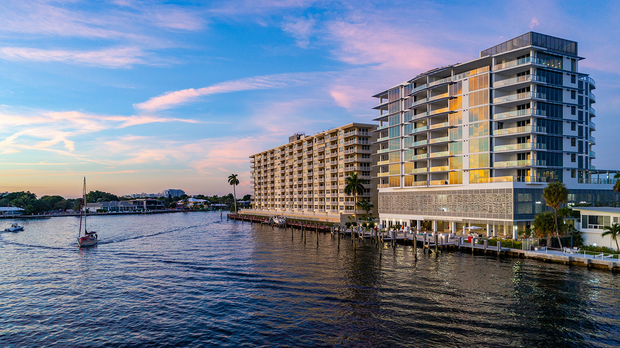 435 Bayshore Dr., PH1001, a $5.2 million listing in Fort Lauderdale